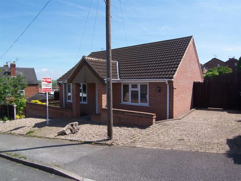 2 Bedrooms Bungalow for sale in a, Bestwick Avenue, Heanor