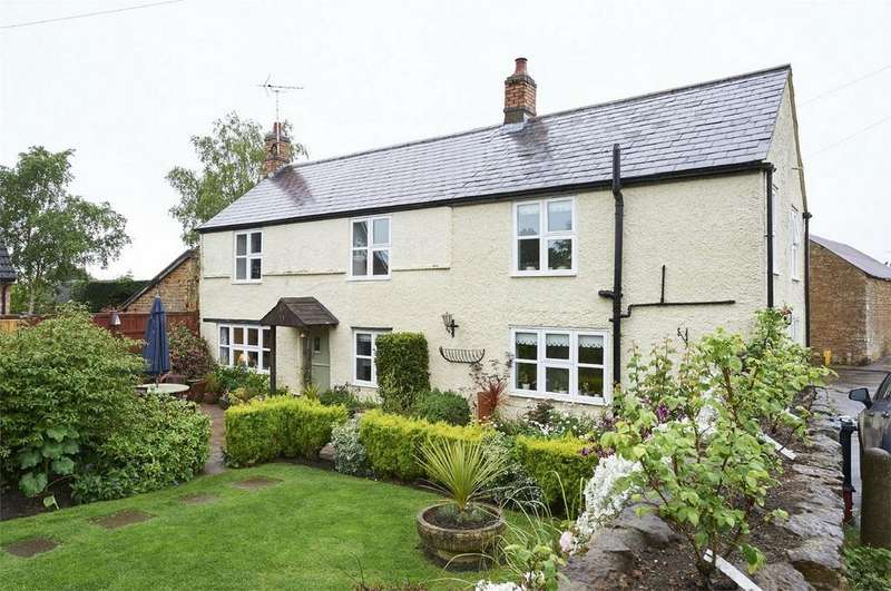 2 Bedrooms Detached House for sale in Scotts Lane, Wilbarston, Market Harborough, Northamptonshire