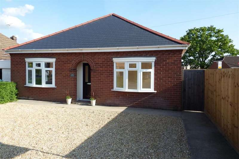 3 Bedrooms Detached Bungalow for sale in Pennygate, Spalding