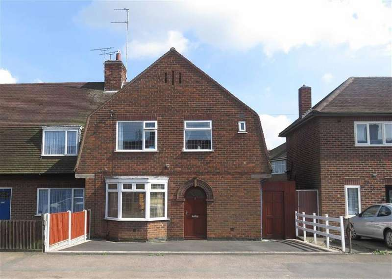 4 Bedrooms Town House for sale in Culver Road, Leicester