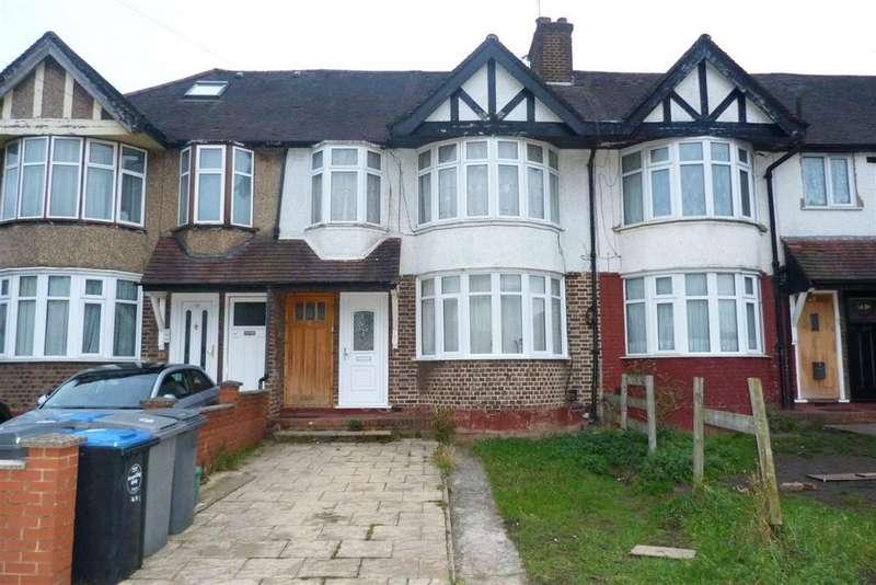 2 Bedrooms Apartment Flat for sale in Braemar Avenue, Neasden, London