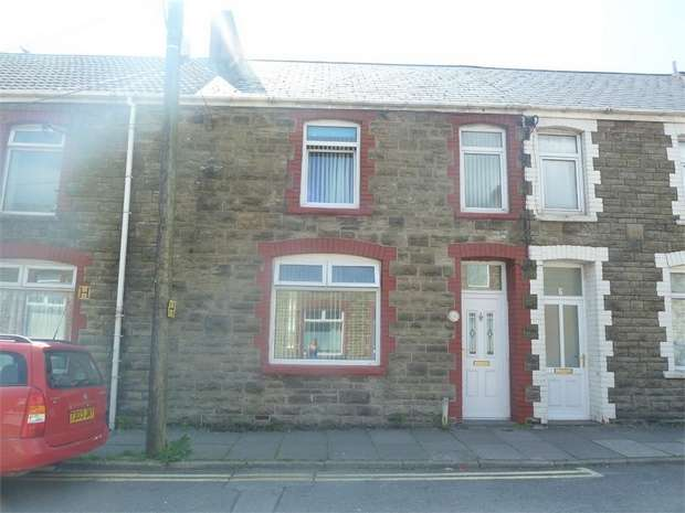 4 Bedrooms Terraced House for sale in Hermon Road, Caerau, Maesteg, Mid Glamorgan