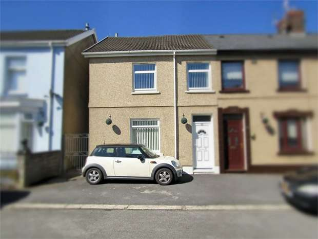 3 Bedrooms Terraced House for sale in Marged Street, Llanelli, Carmarthenshire