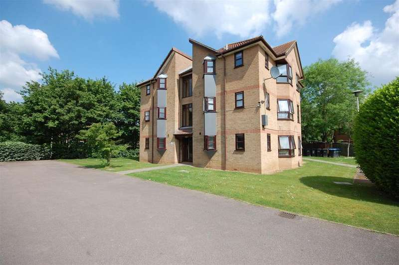 Studio Flat for sale in Andrewsfield, Welwyn Garden City