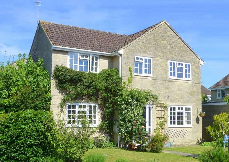 4 Bedrooms Detached House for sale in Fitzmaurice Close, Bradford On Avon