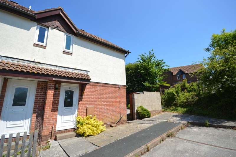 2 Bedrooms Property for sale in Doddridge Close, Plymouth, PL9