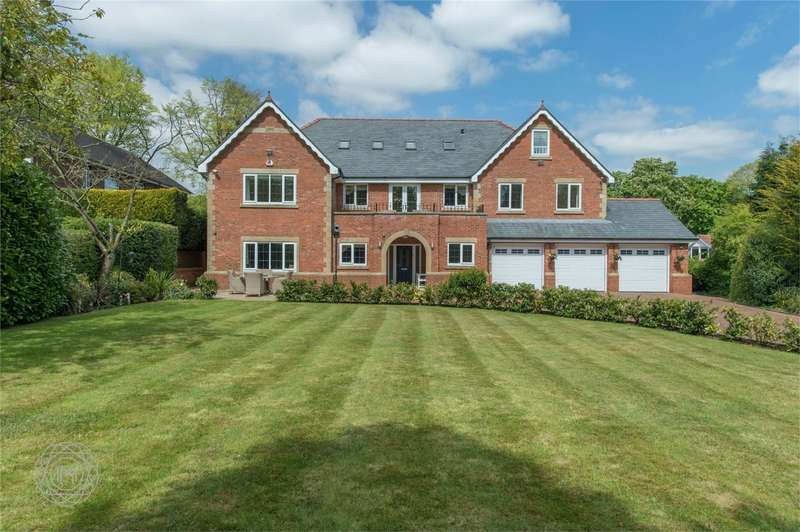 6 Bedrooms Detached House for sale in St Andrews Road, Lostock, Bolton, Lancashire
