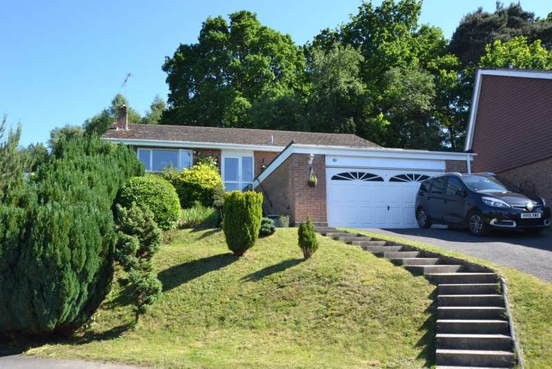 3 Bedrooms Detached Bungalow for sale in Alderholt
