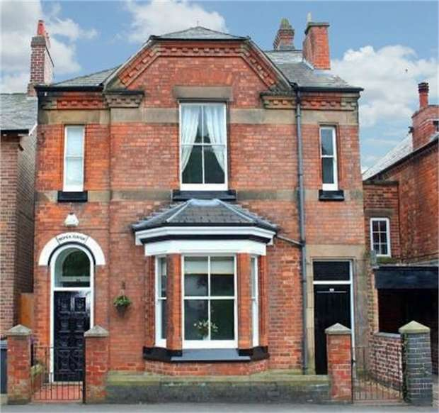 4 Bedrooms Link Detached House for sale in Clay Street, Burton-on-Trent, Staffordshire