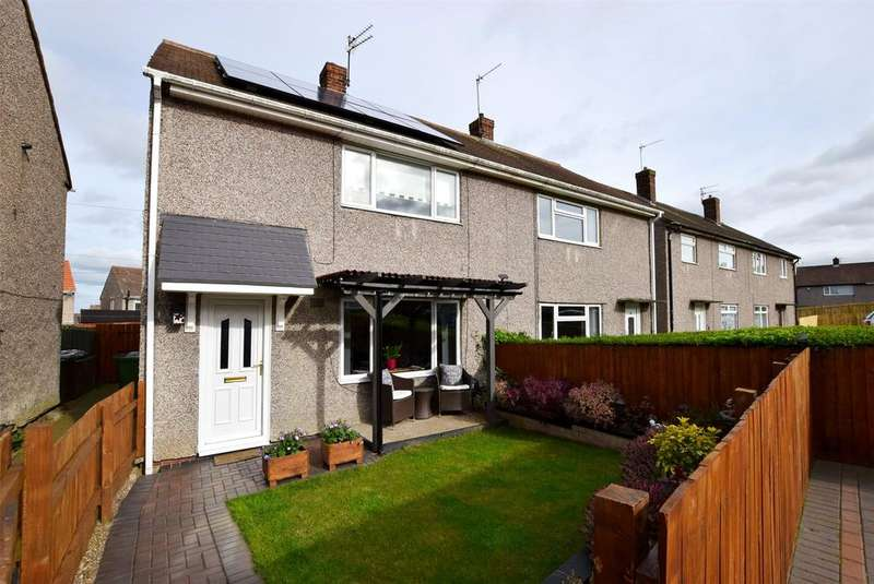 2 Bedrooms Semi Detached House for sale in Springwell Village