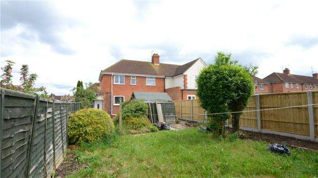 2 Bedrooms End Of Terrace House for sale in Lamerton Road, Reading, Berkshire