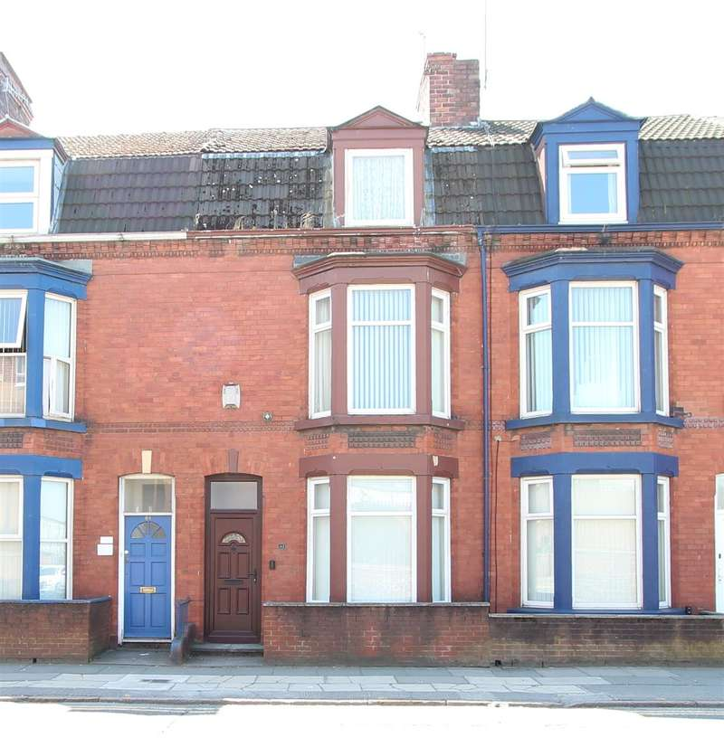 3 Bedrooms Terraced House for sale in Picton Road, Wavertree, Liverpool