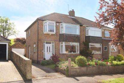 3 Bedrooms Semi Detached House for sale in Longford Crescent, Sheffield, South Yorkshire