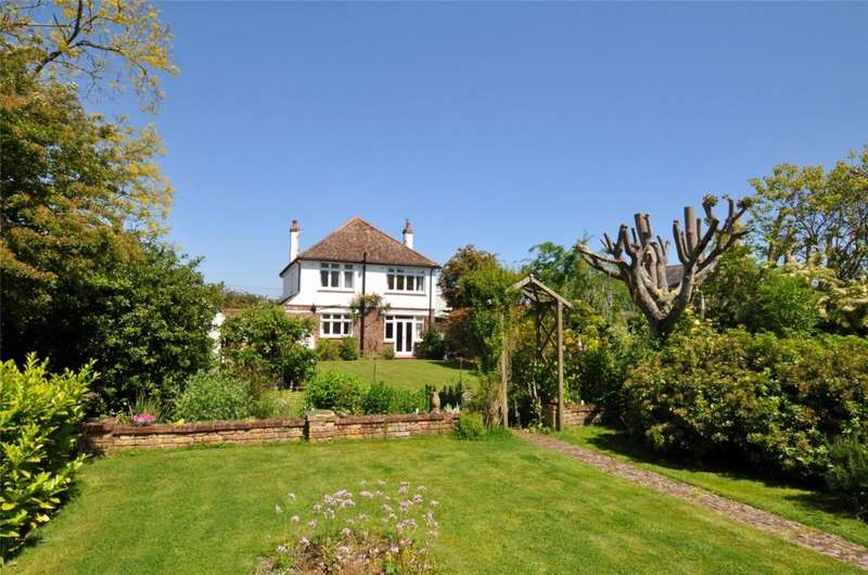 3 Bedrooms Detached House for sale in Mill Lane, Sidlesham, Chichester, West Sussex, PO20