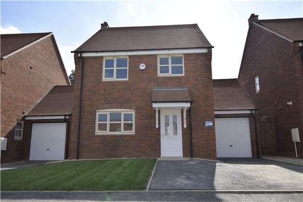 3 Bedrooms Detached House for sale in Plot 8, The Corndean, Pennycress Fields, Banady Lane, Stoke Orchard, Cheltenham, Glos, GL52 7SJ