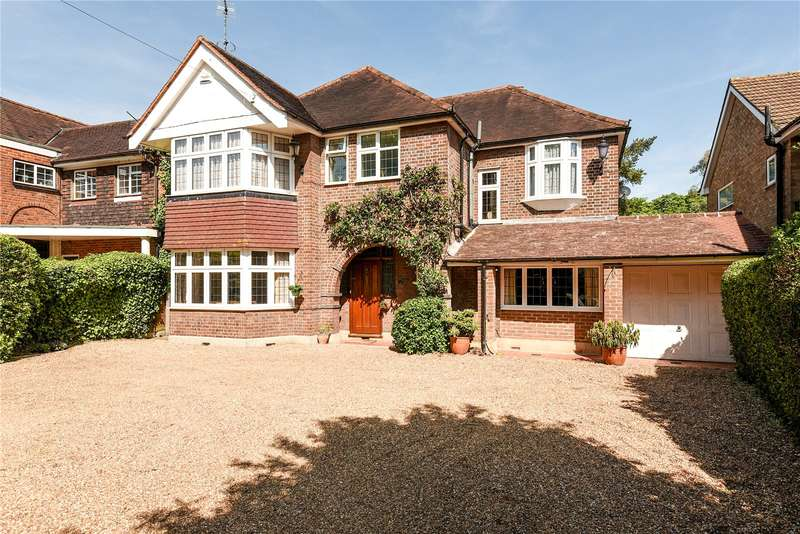 4 Bedrooms House for sale in Ickenham Road, Ruislip, Middlesex, HA4