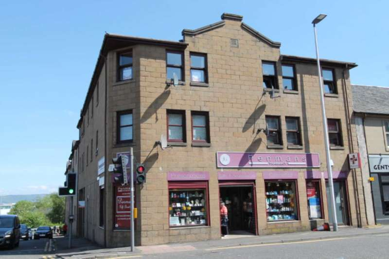 2 Bedrooms Flat for sale in George Street, Johnstone