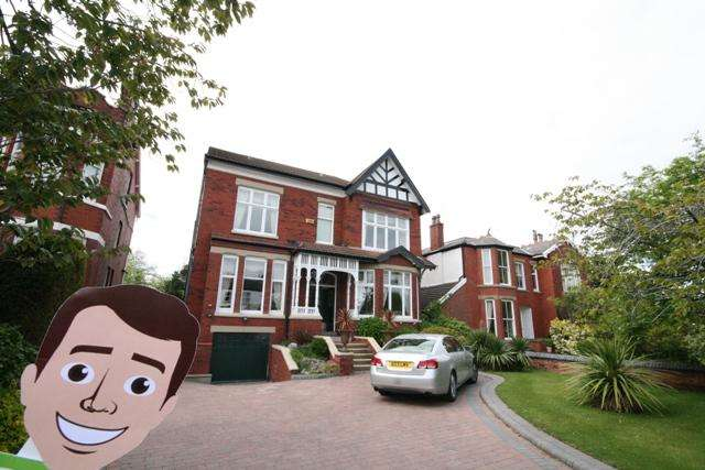 5 Bedrooms Detached House for sale in York Road, Birkdale, Southport, PR8 2AD
