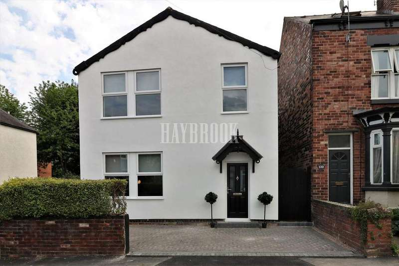 4 Bedrooms Detached House for sale in Steade Road, Nether Edge, S7 1DU