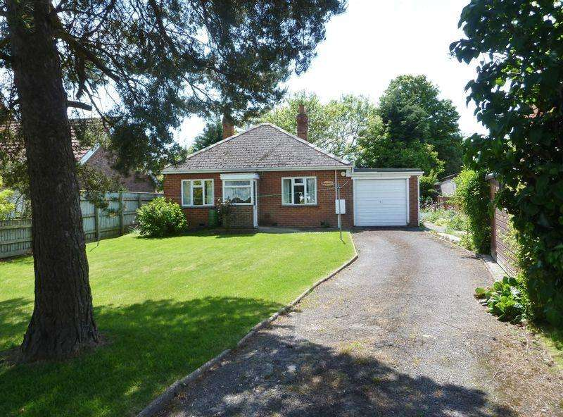 2 Bedrooms Bungalow for sale in Strubby Road, Maltby Le Marsh, Alford