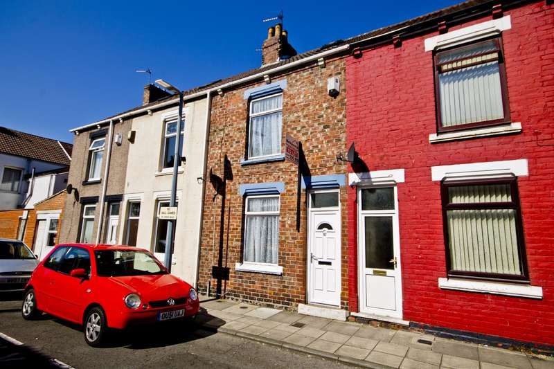 2 Bedrooms Terraced House for sale in Percy Street, Middlesbrough, TS1 4DD