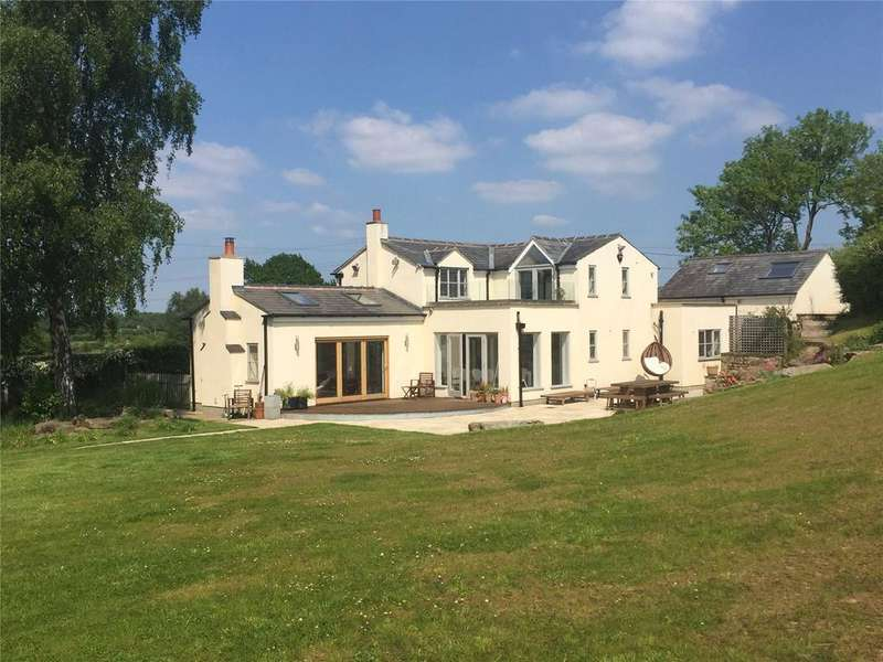 5 Bedrooms Detached House for sale in Paddock Hill Lane, Mobberley, Cheshire, WA16