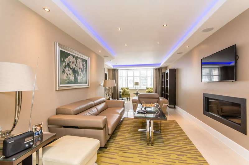 4 Bedrooms House for sale in Hill Close, Dollis Hill, NW2
