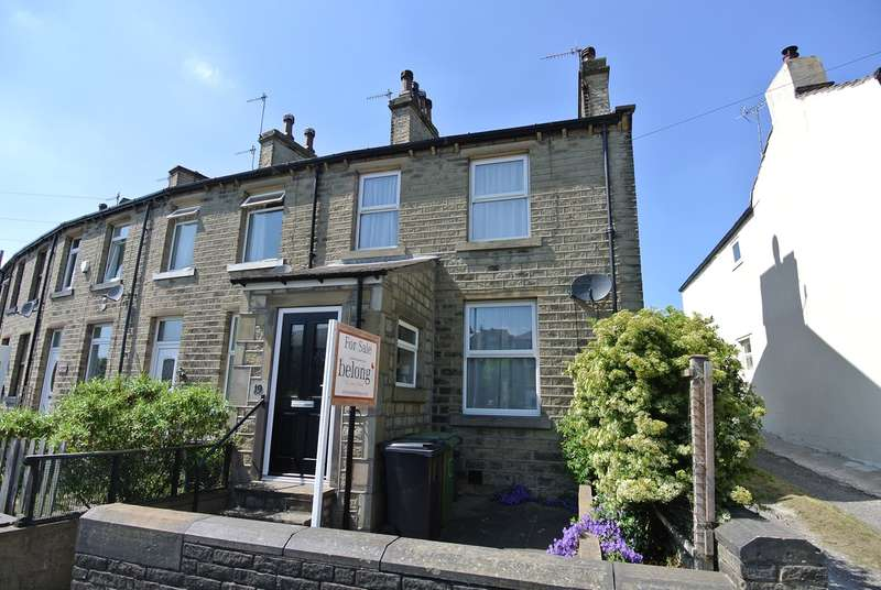2 Bedrooms End Of Terrace House for sale in Newsome Road South, Berry Brow, Huddersfield, HD4