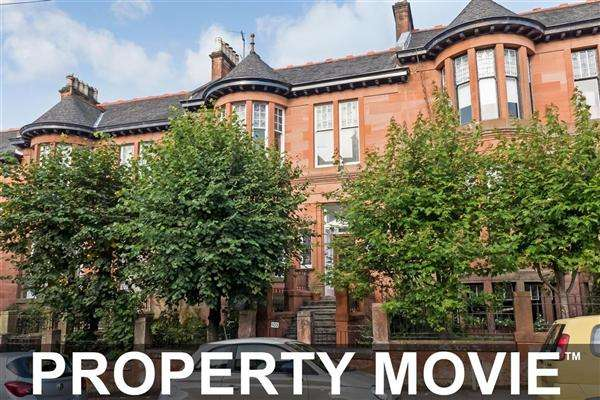 3 Bedrooms Town House for sale in Queens Gate, Flat 1, 103 Dowanhill Street, Dowanhill, Glasgow, G12 9EQ