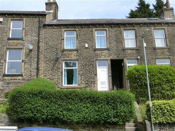 3 Bedrooms Terraced House for sale in Halifax Old Road, Birkby, Huddersfield