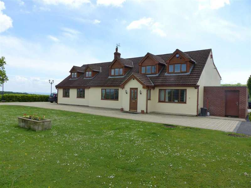 5 Bedrooms Detached House for sale in Dinwood Cottage, Shirenewton, Chepstow