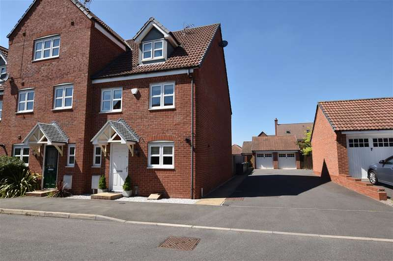 4 Bedrooms Semi Detached House for sale in John Earl Road, Barrow Upon Soar