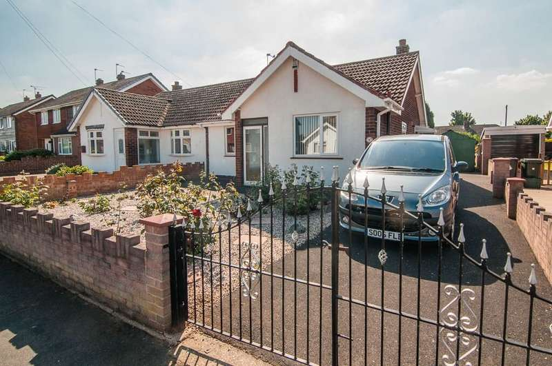 2 Bedrooms Bungalow for sale in Harrow Road, Armthorpe