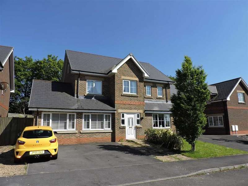 5 Bedrooms Property for sale in Heol Derwen, Cross Hands