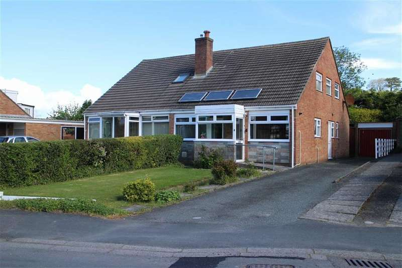 3 Bedrooms Property for sale in Rhoshendre, Waunfawr, Aberystwyth