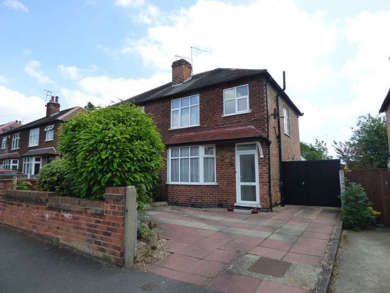 3 Bedrooms Property for rent in Central Avenue, Beeston, Nottingham, NG9 2QU