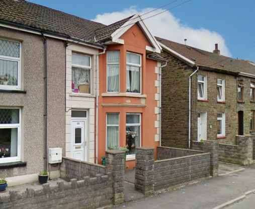 4 Bedrooms Terraced House for sale in Mill Street, Porth, Mid Glamorgan, CF39 8AE