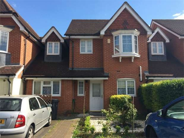 5 Bedrooms Terraced House for sale in Marl Field Close, Worcester Park