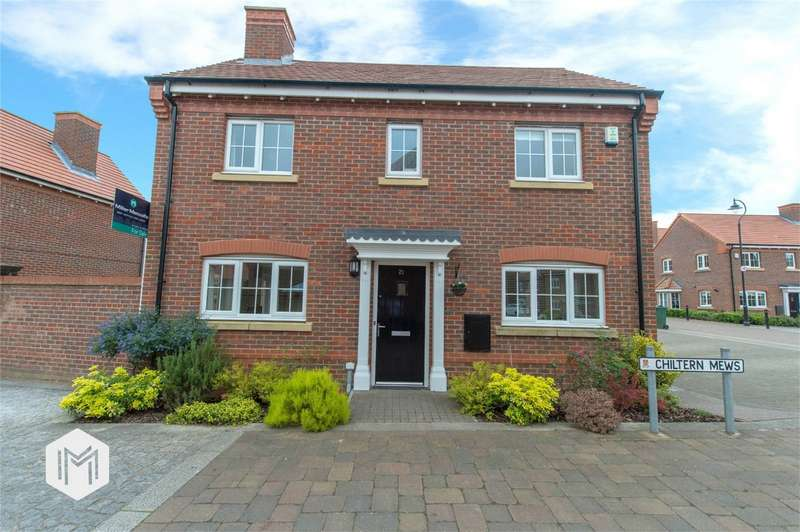 3 Bedrooms Detached House for sale in Chiltern Mews, Birkacre Park, Chorley, Lancashire