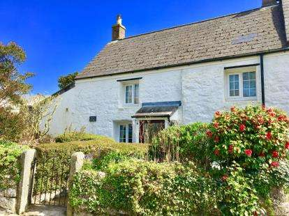 2 Bedrooms Semi Detached House for sale in Constantine, Falmouth, Cornwall