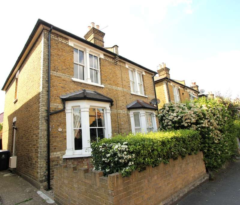2 Bedrooms Semi Detached House for sale in Kingston Upon Thames, Surrey