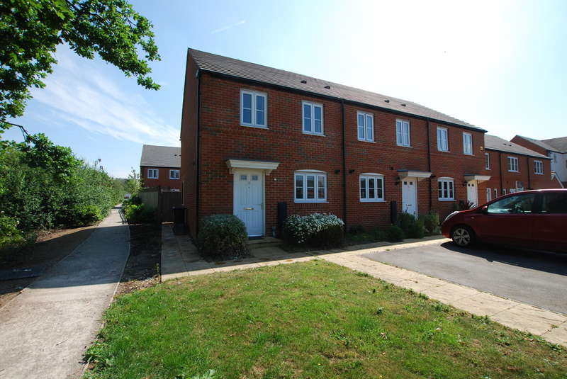 2 Bedrooms End Of Terrace House for sale in Rangers Close, Saighton , Chester