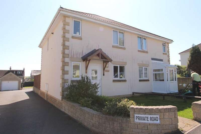 3 Bedrooms Semi Detached House for sale in Paulton, Near Bristol