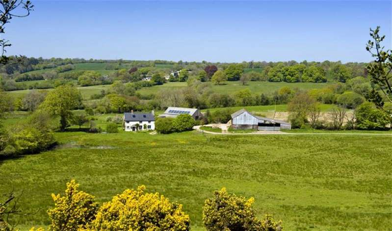 4 Bedrooms Land Commercial for sale in Huish Champflower, Taunton, Somerset, TA4