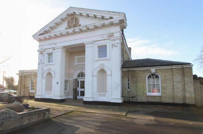1 Bedroom Flat for sale in The Shirehall, Swaffham