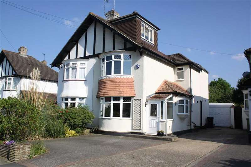 4 Bedrooms Semi Detached House for sale in Crest View Drive, Petts Wood