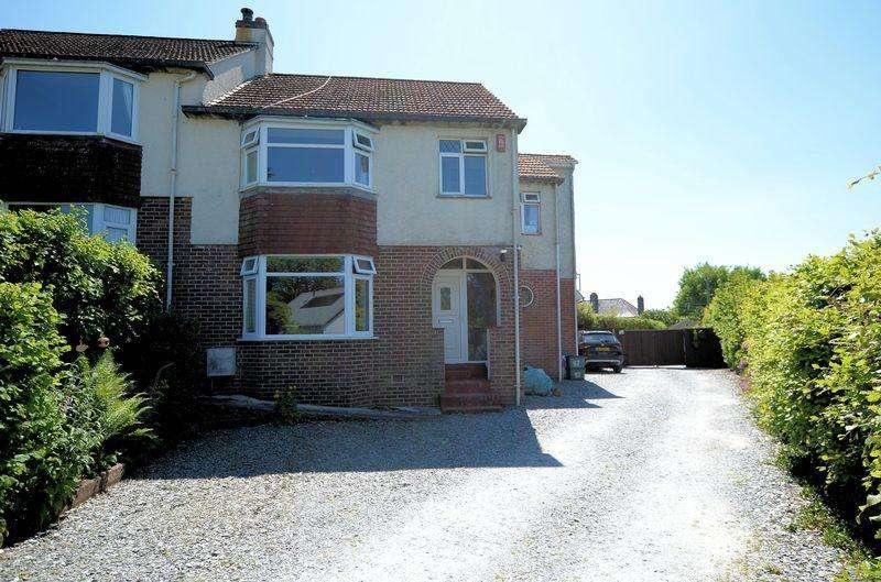 4 Bedrooms Semi Detached House for sale in Westmoor Park, Tavistock