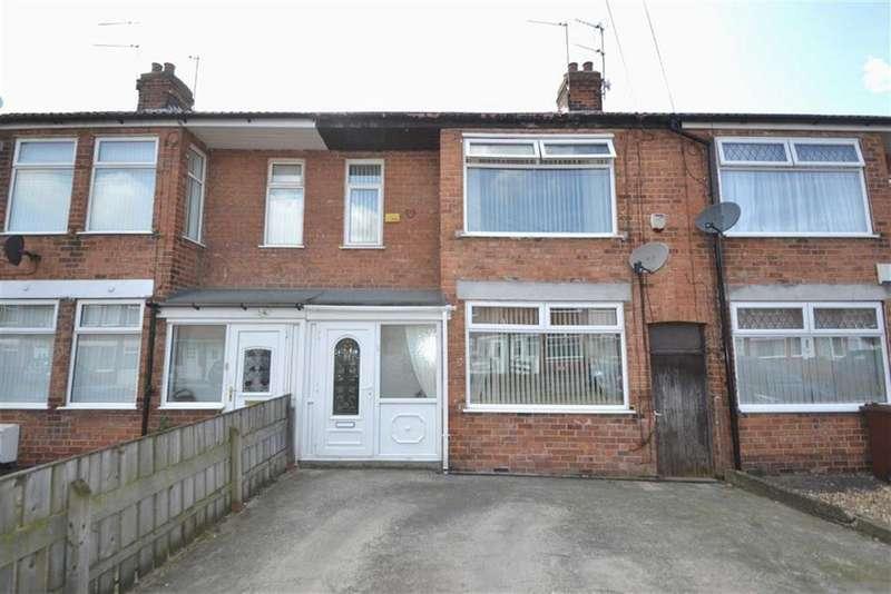 2 Bedrooms Terraced House for sale in Eastfield Road, Hull, HU4