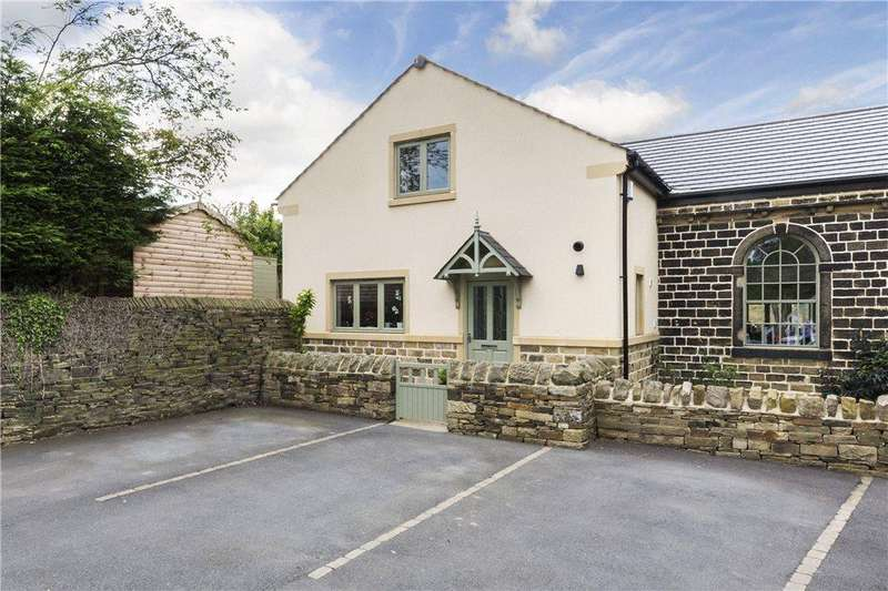 4 Bedrooms Semi Detached House for sale in Church Fold, Otley Road, Eldwick, West Yorkshire