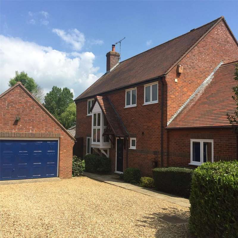 4 Bedrooms Detached House for sale in Daintrees, Widford, Ware, Hertfordshire, SG12